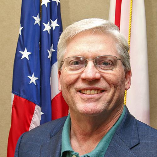 Deputy Commissioner Mark Fowler